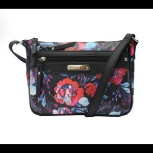 Rosetti Crossbody Purse NWT Floral